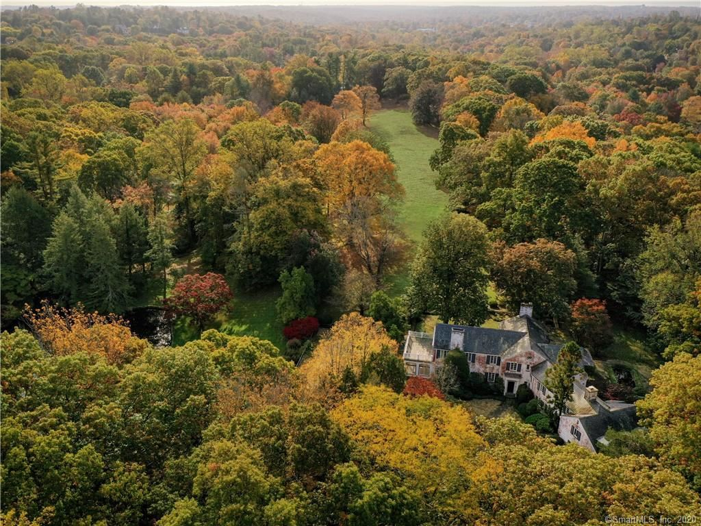 New Canaan                                                                      , CT - $11,900,000