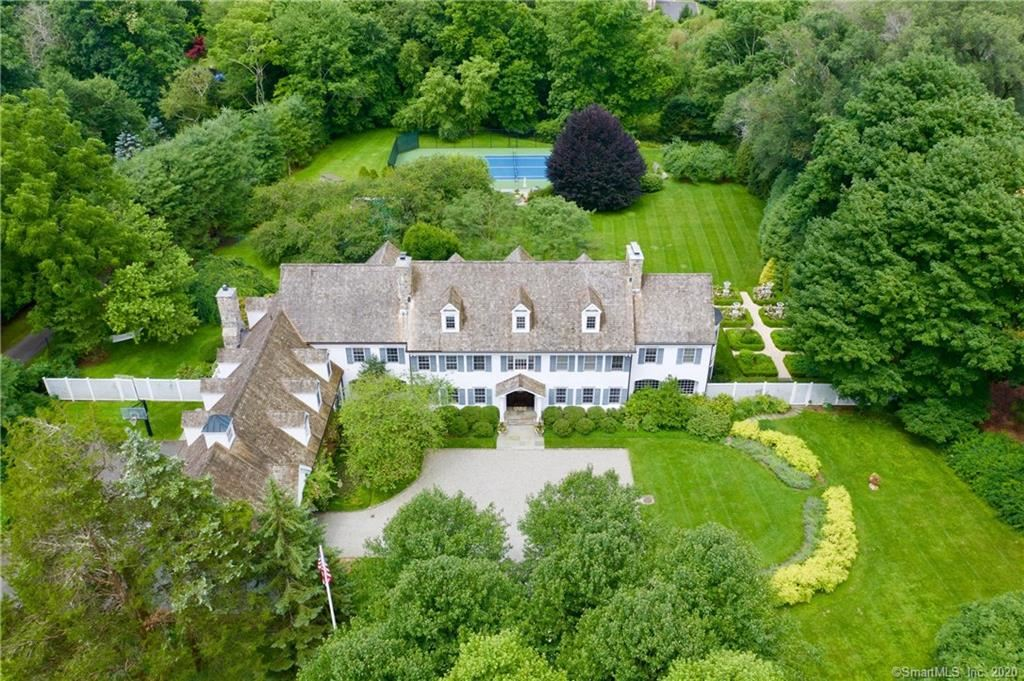 New Canaan                                                                      , CT - $4,695,000