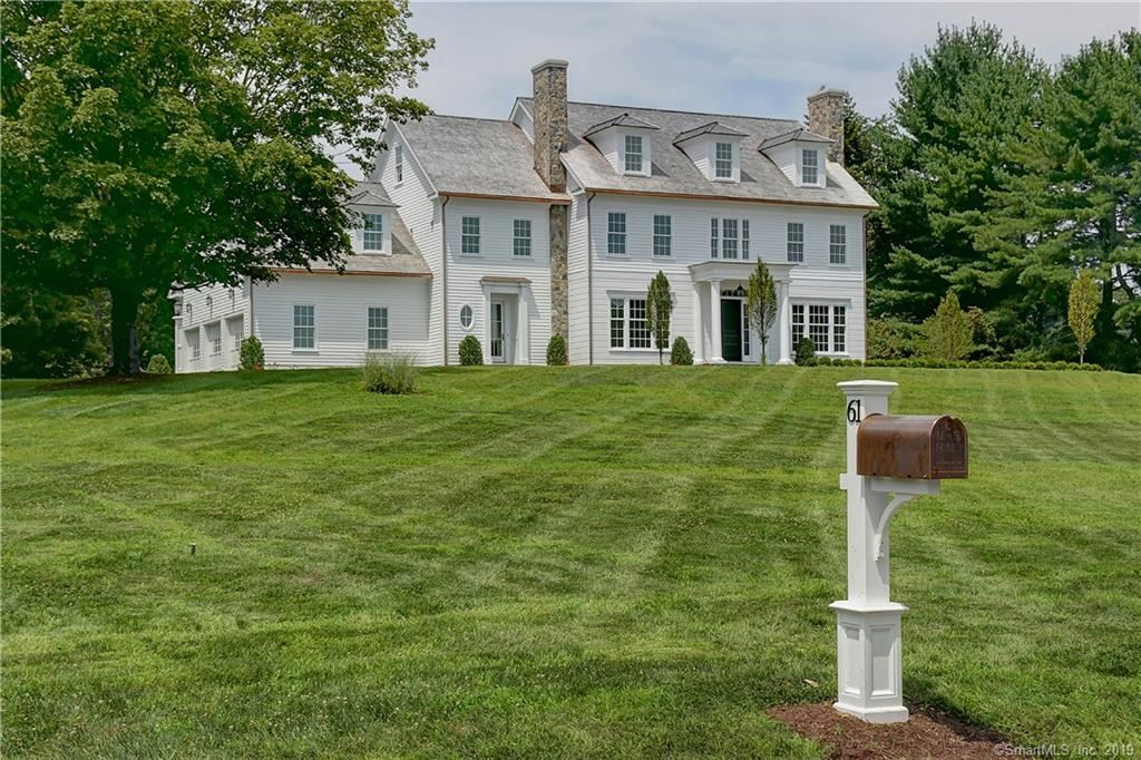 New Canaan                                                                      , CT - $3,975,000