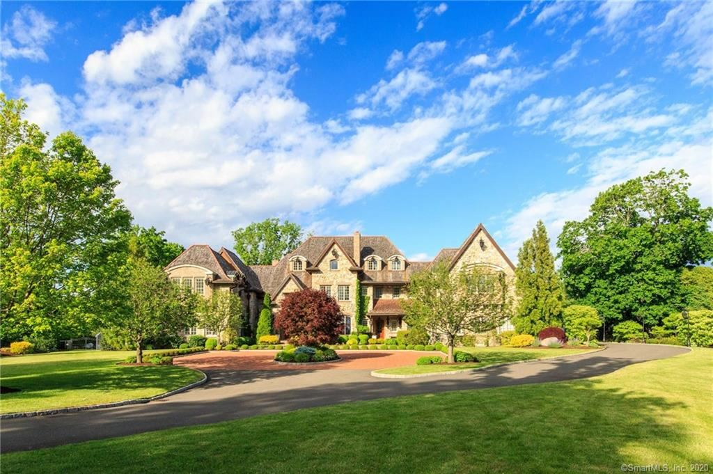 New Canaan                                                                      , CT - $8,300,000