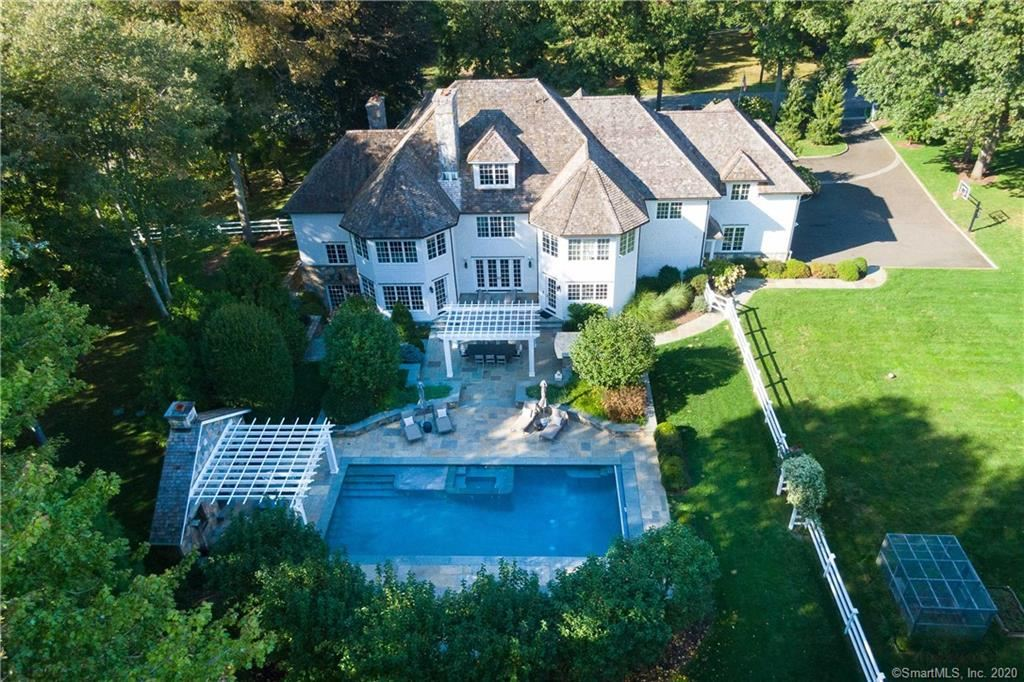 New Canaan                                                                      , CT - $4,650,000