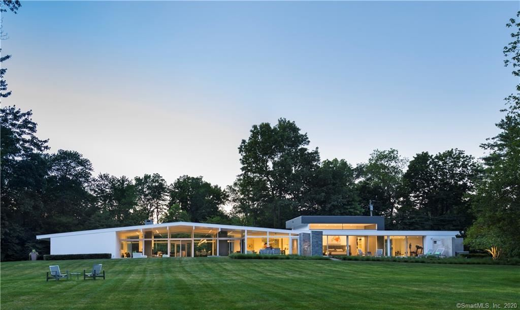 New Canaan                                                                      , CT - $5,000,000