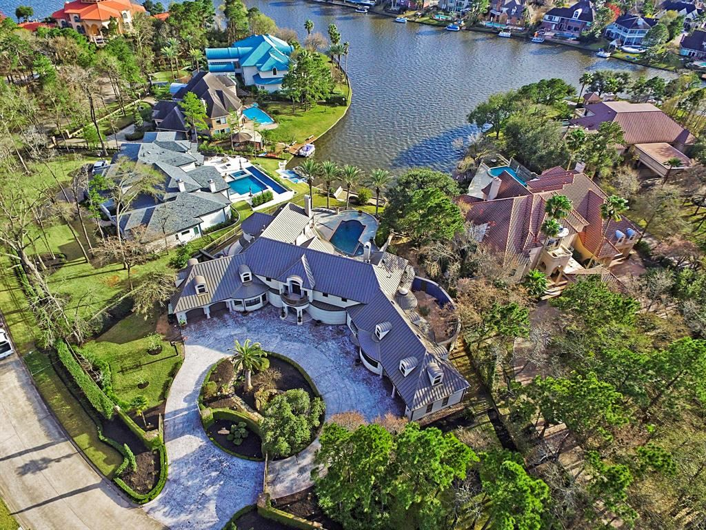 The Woodlands                                                                      , TX - $3,500,000