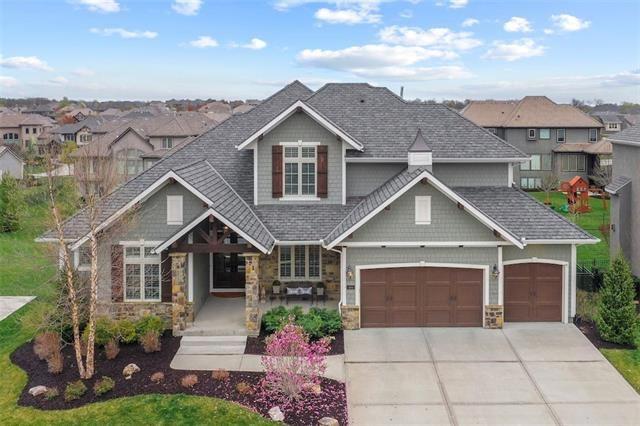 Overland Park                                                                      , KS - $989,000