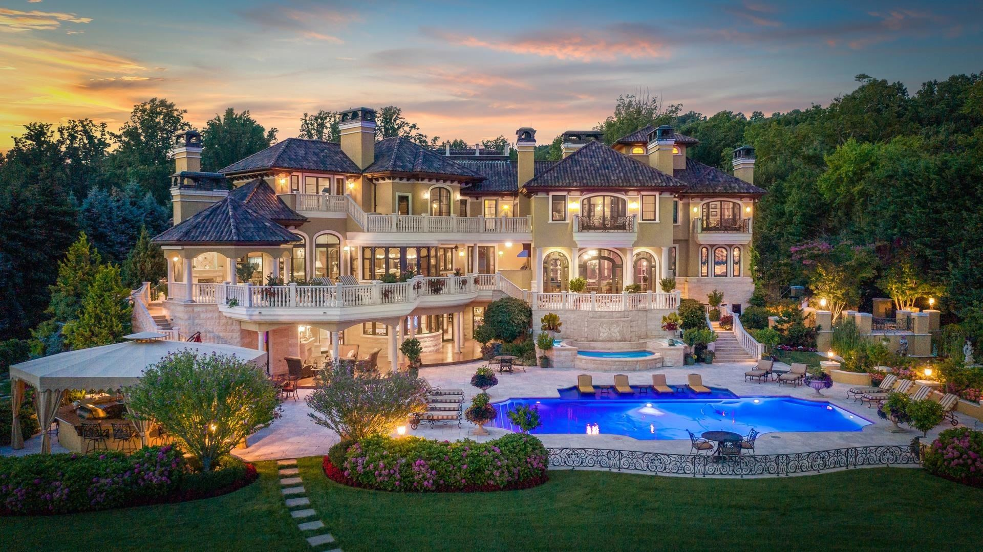 18 CLAY CT                                                                               Middletown Township                                                                      , NJ - $17,500,000