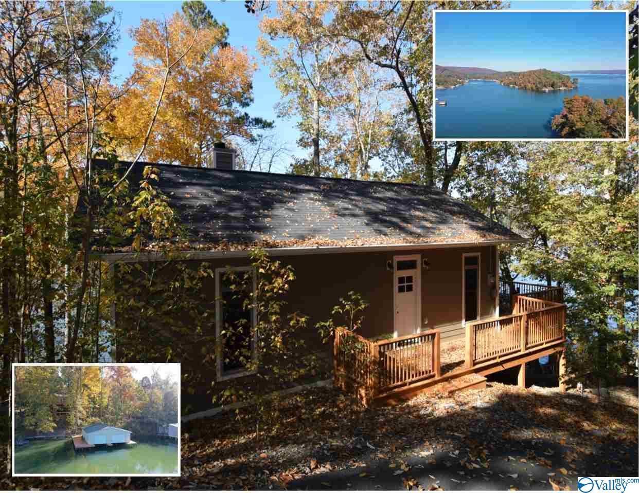 Property Image Of 555 Pine Island Point In Scottsboro, Al