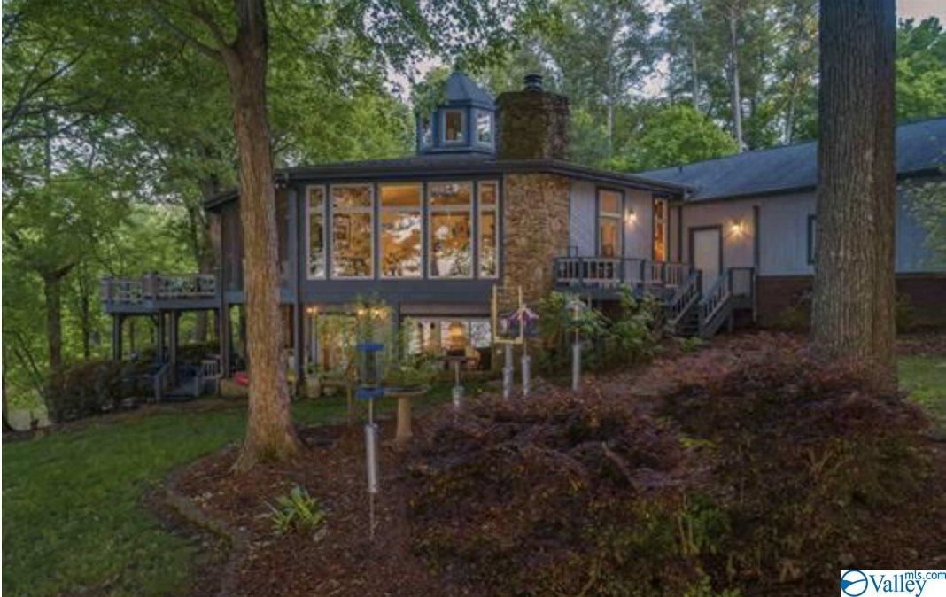 Property Image Of 1571 County Road 414 In Town Creek, Al