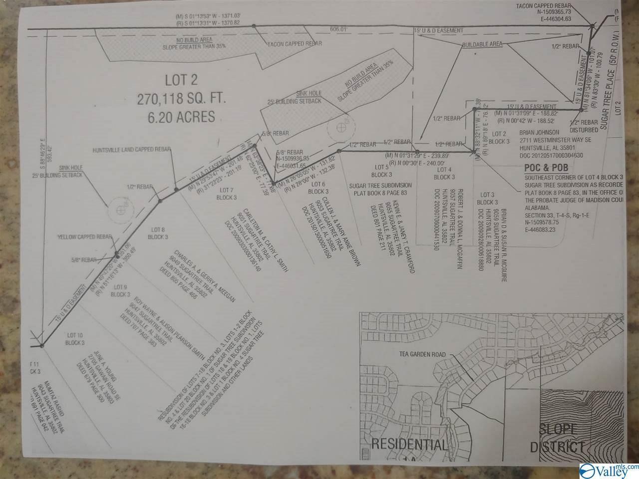 Property Image Of 2405 Sugar Tree Place In Huntsville, Al