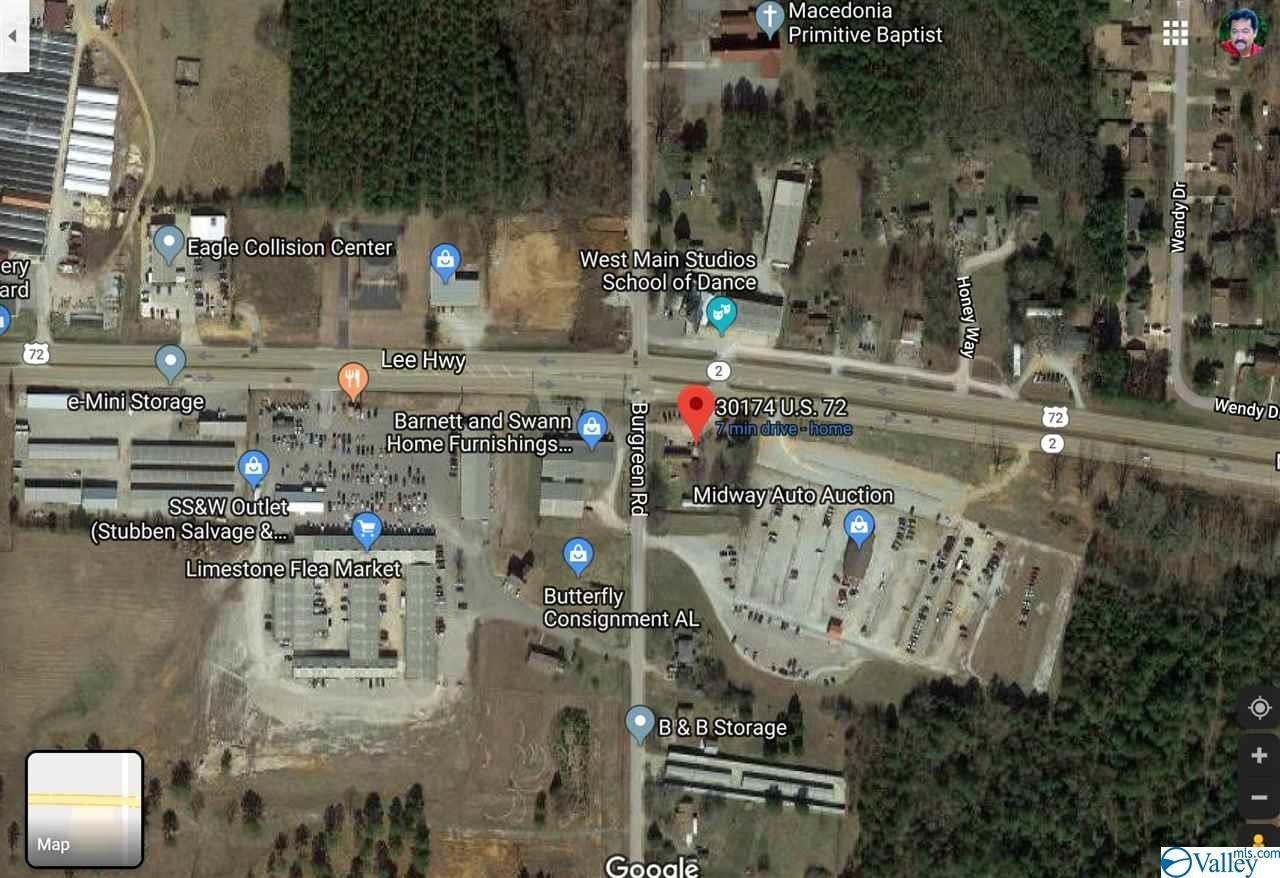 Property Image Of 30174 Us Hwy 72 W In Madison, Al