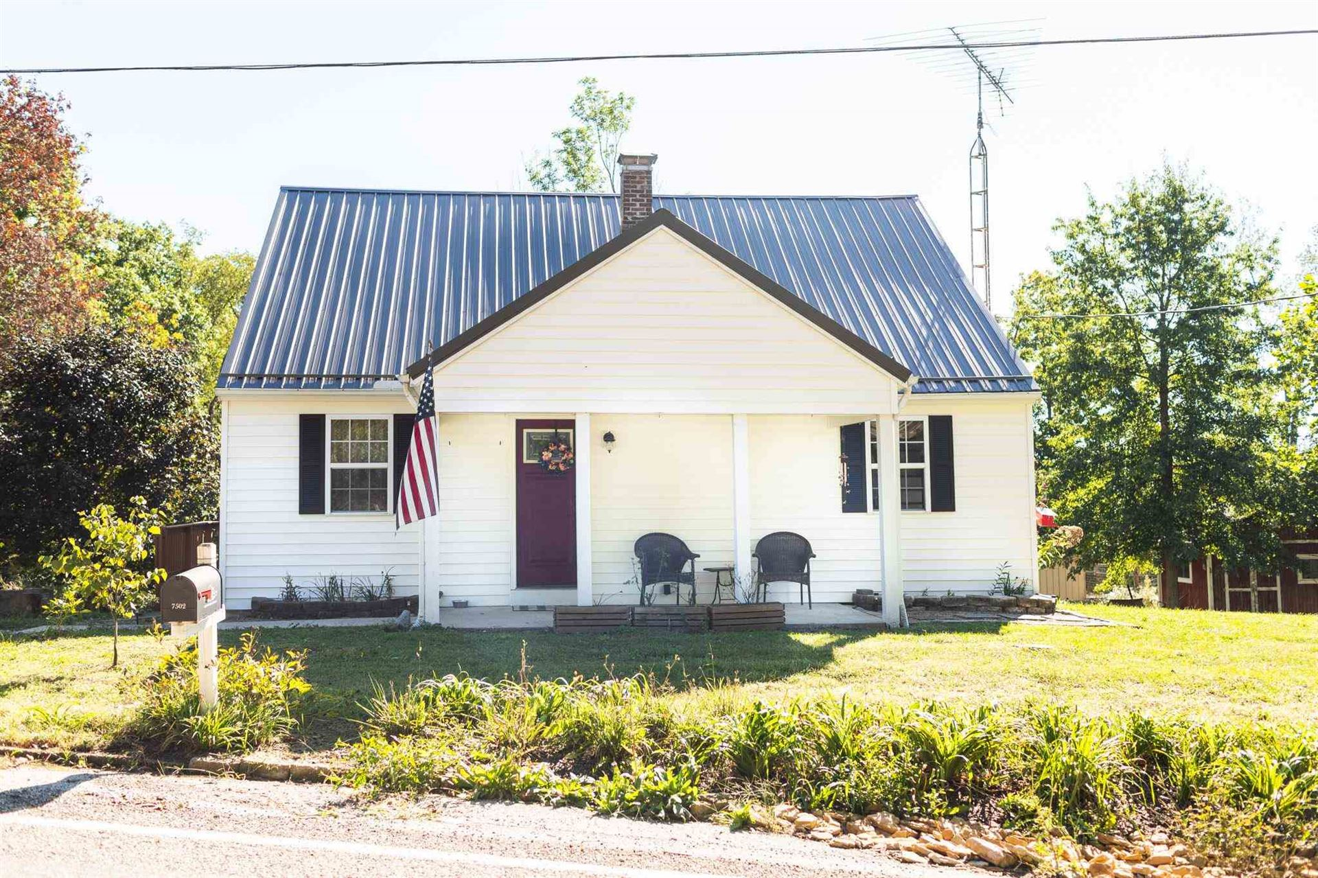 7502 N State Road 43                                                                               Solsberry                                                                      , IN - $189,000