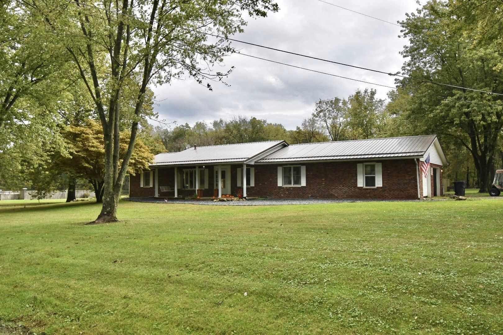 12861 W 300 N Road                                                                               Linton                                                                      , IN - $225,000