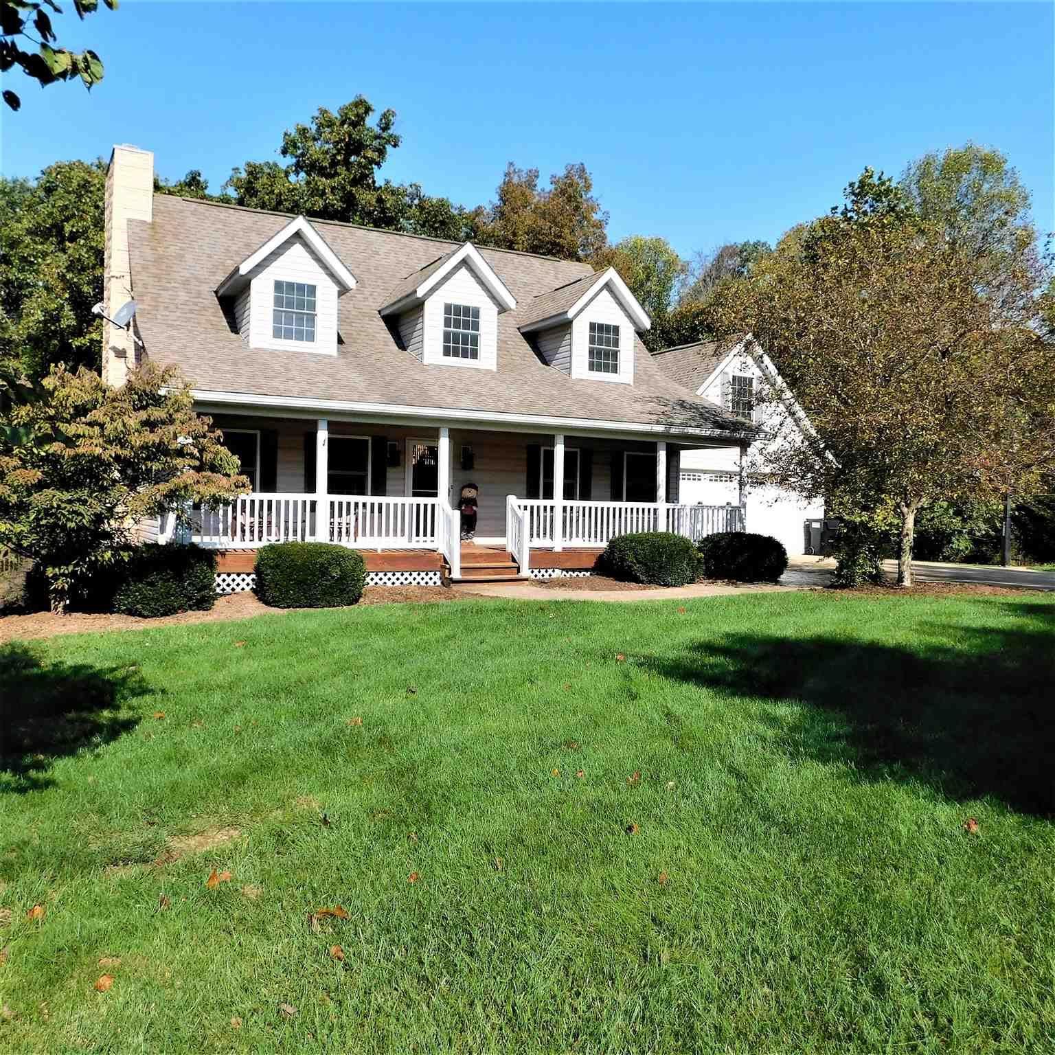 5033 N Richland Creek Road                                                                               Solsberry                                                                      , IN - $385,000