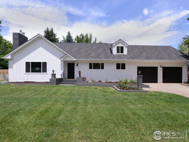 Fort Collins                                                                      , CO - $1,375,000