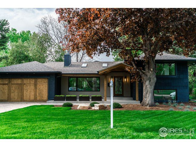 Fort Collins                                                                      , CO - $1,395,000
