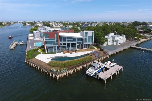 Long Beach Township                                                                      , NJ - $4,500,000