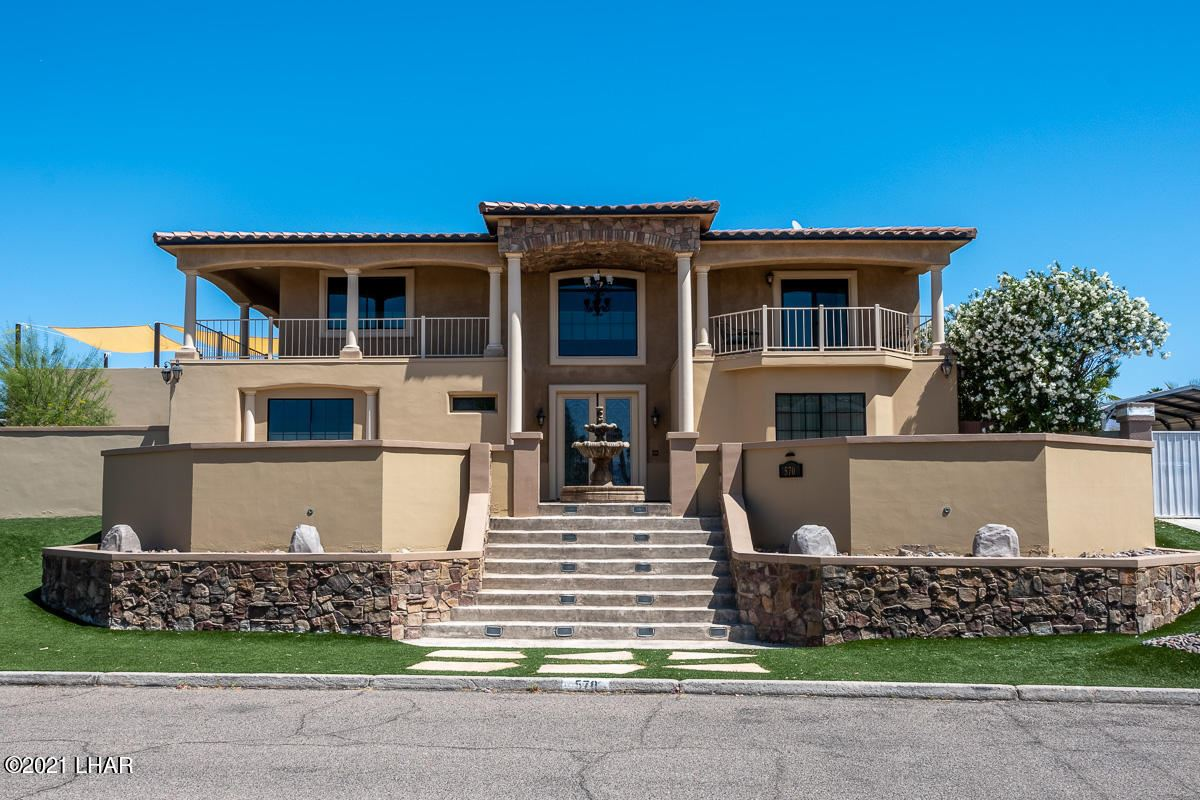 Lake Havasu City                                                                      , AZ - $750,000
