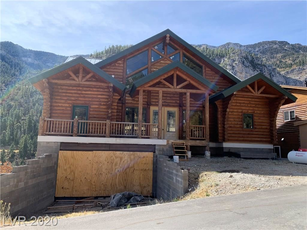 Property Image Of 311 Crestview Drive In Mount Charleston, Nv