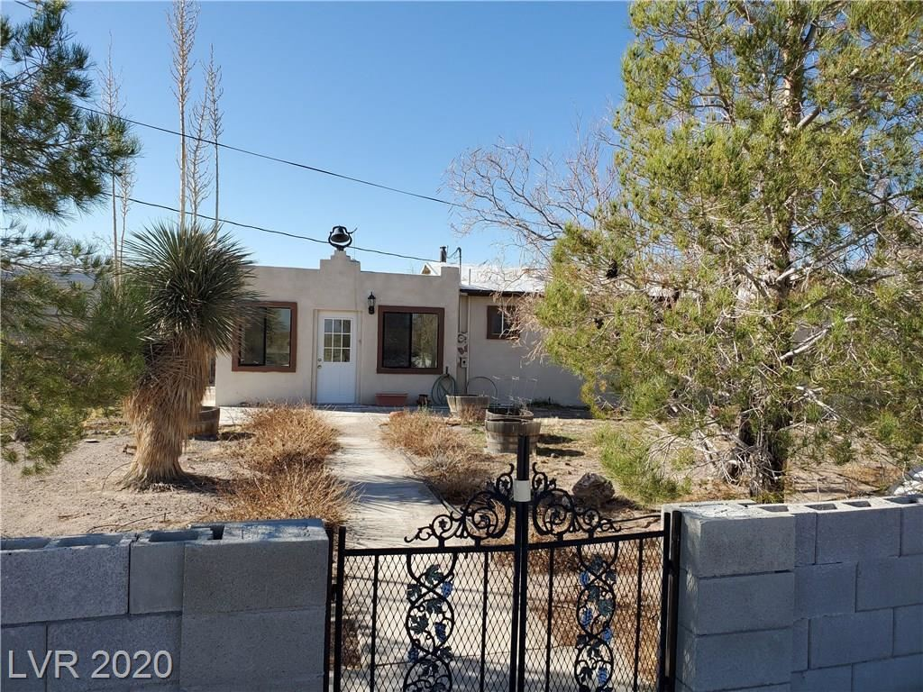 Property Image Of 5065 East Cook Road In Amargosa, Nv