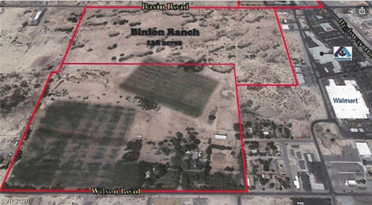 Property Image Of 700 Wilson In Pahrump, Nv
