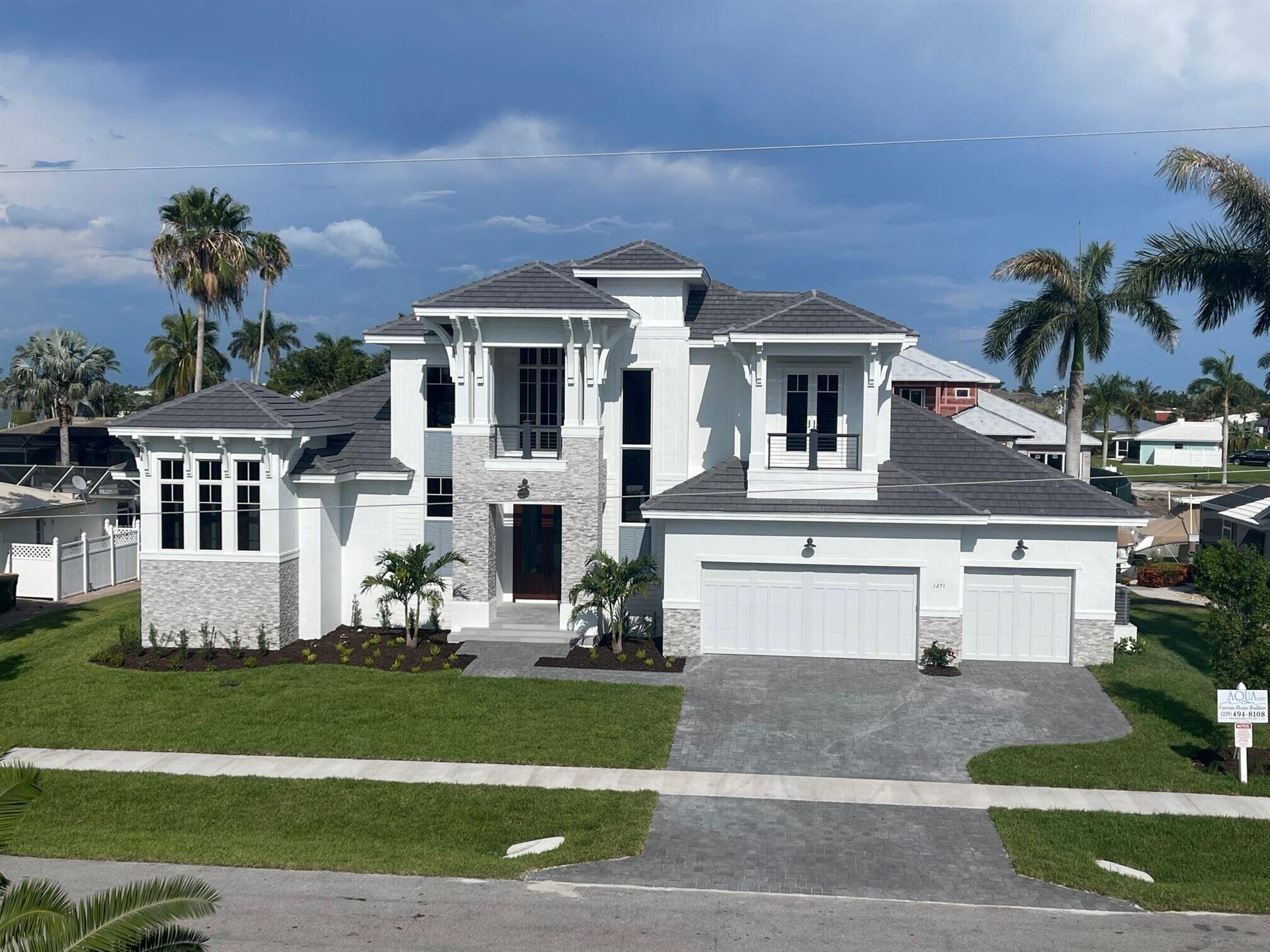Marco Island                                                                      , FL - $3,990,000