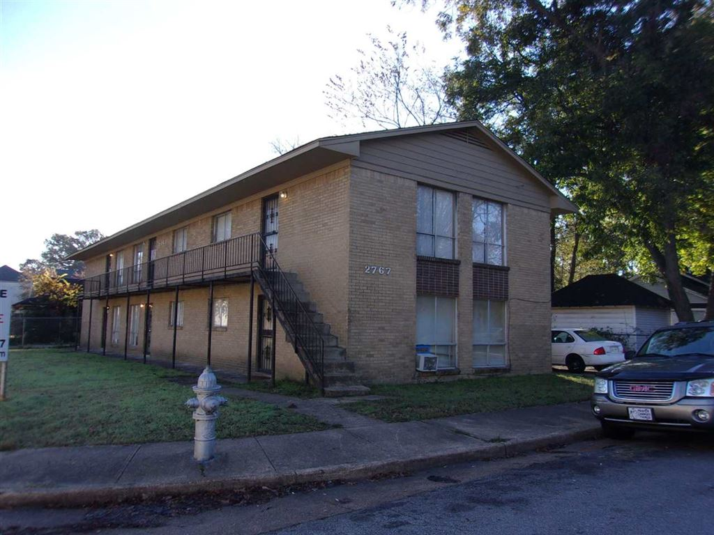 2767 WAVERLY AVE, Memphis, TN Multi-Family Home Property Listing