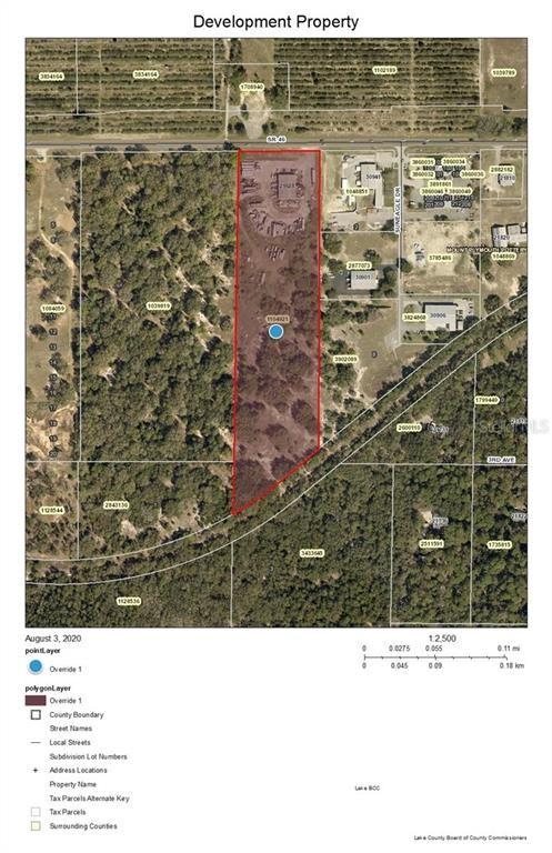 Mount Dora                                                                      , FL - $5,000,000