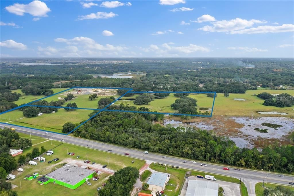 Property Image Of 1401 State Road 44 In Leesburg, Fl