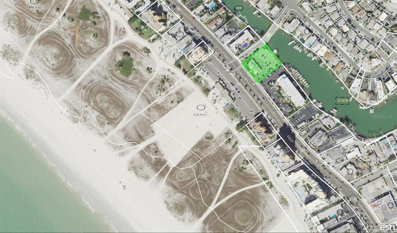 Property Image Of 11165 Gulf Boulevard In Treasure Island, Fl