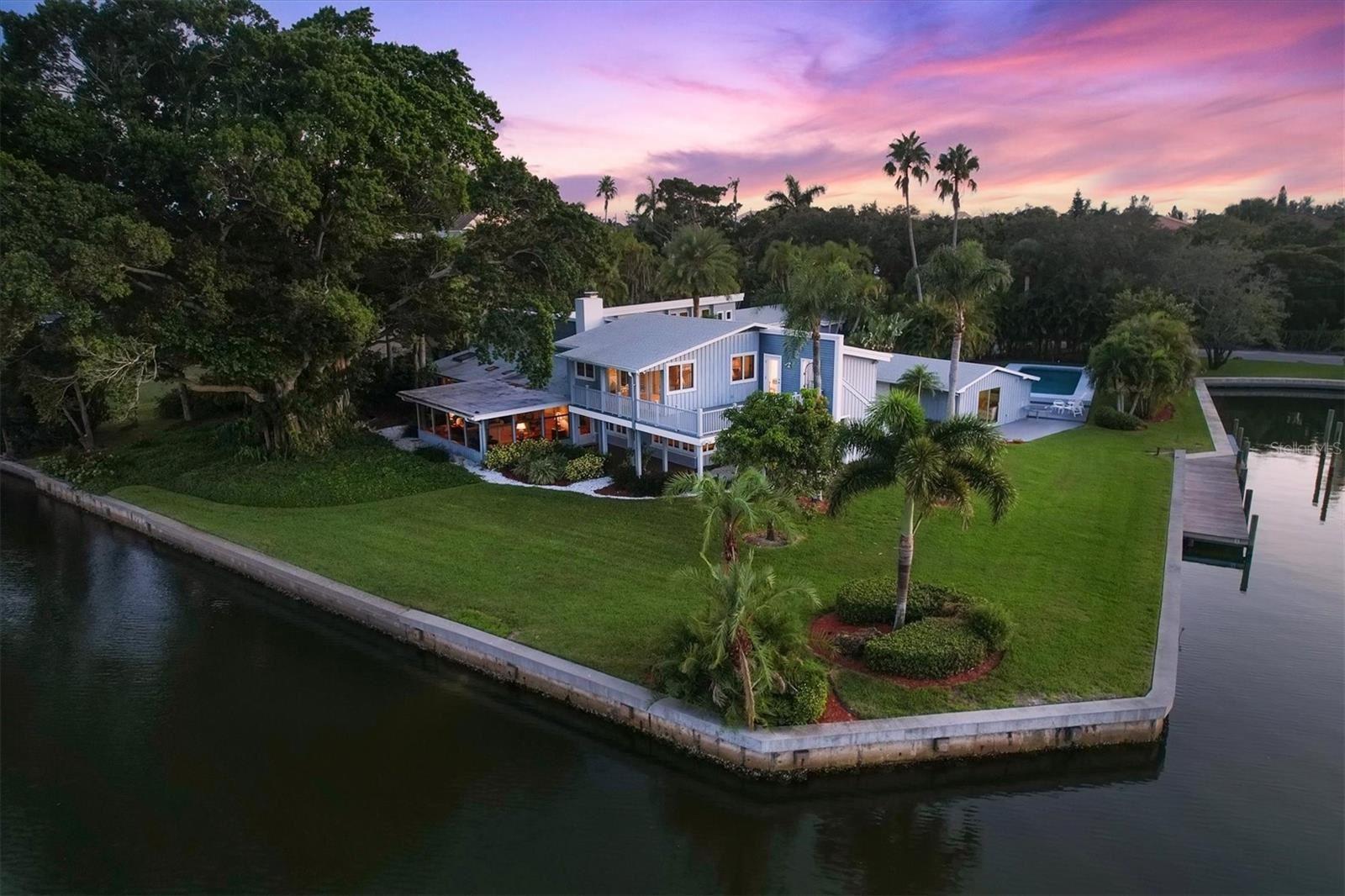 4089 ROBERTS POINT ROAD                                                                               Sarasota                                                                      , FL - $5,999,000