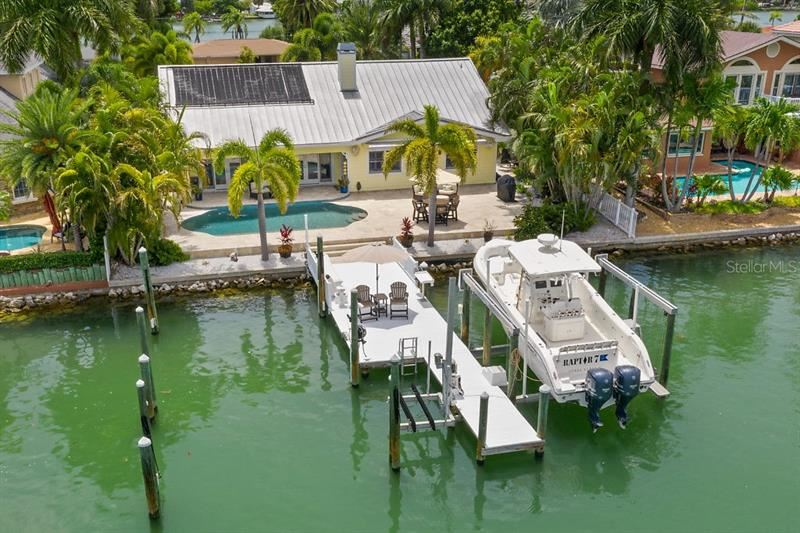 Property Image Of 10117 Tarpon Drive In Treasure Island, Fl