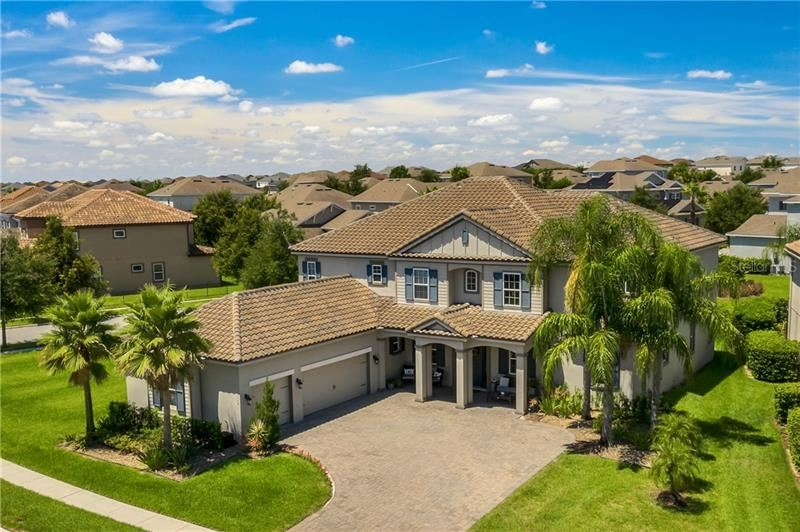 Property Image Of 7578 Green Mountain Way In Winter Garden, Fl