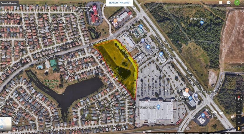 POLYNESIAN ISLE BOULEVARD                                                                               Kissimmee                                                                      , FL - $2,200,000