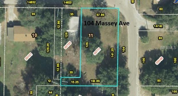 Property Image Of 104 Massey Avenue In Winter Garden, Fl
