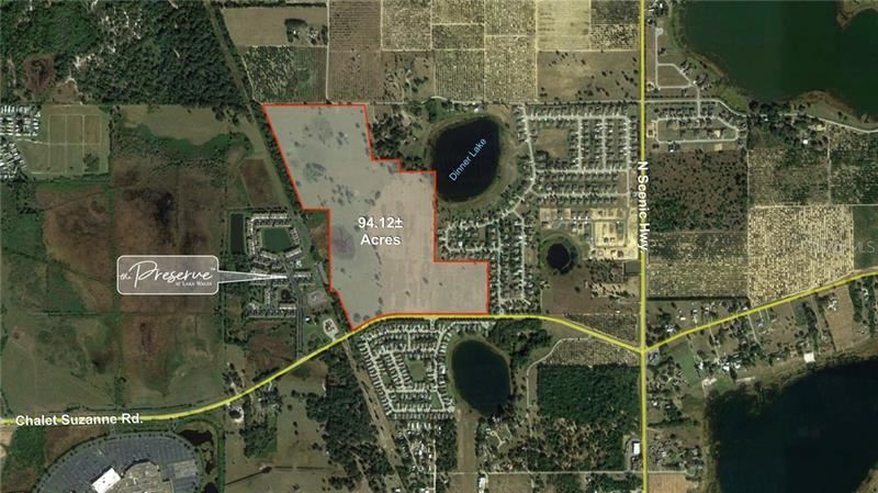 Property Image Of C F Kinney Road In Lake Wales, Fl