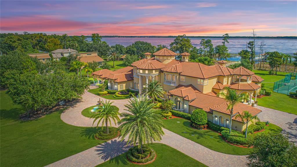 13337 KIRBY SMITH ROAD                                                                               Orlando                                                                      , FL - $6,200,000