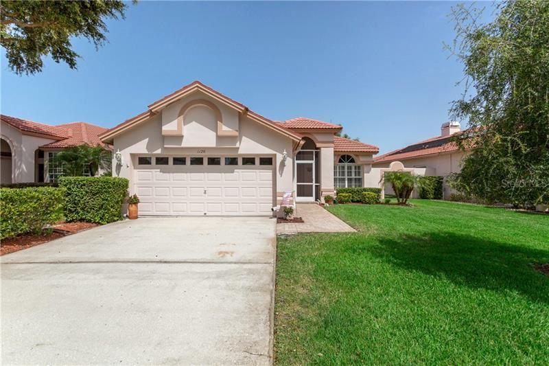 Property Image Of 1120 Dartford Drive In Tarpon Springs, Fl