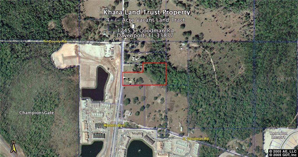 Property Image Of 1245 S Goodman Road In Champions Gate, Fl