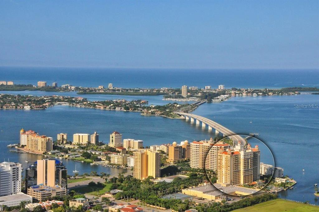 1111 RITZ CARLTON DRIVE #1603                                                                               Sarasota                                                                      , FL - $5,875,000