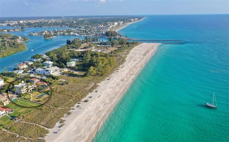 Property Image Of 602 S Casey Key Road In Nokomis, Fl