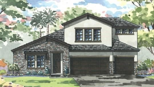 Property Image Of 12416 Horseshoe Bend Drive In Lithia, Fl