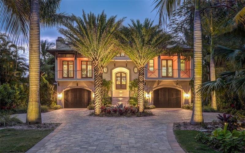 Longboat Key                                                                      , FL - $13,950,000