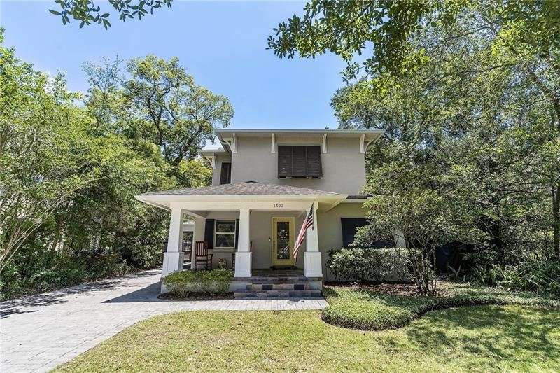 Property Image Of 1400 Canterbury Road In Winter Park, Fl