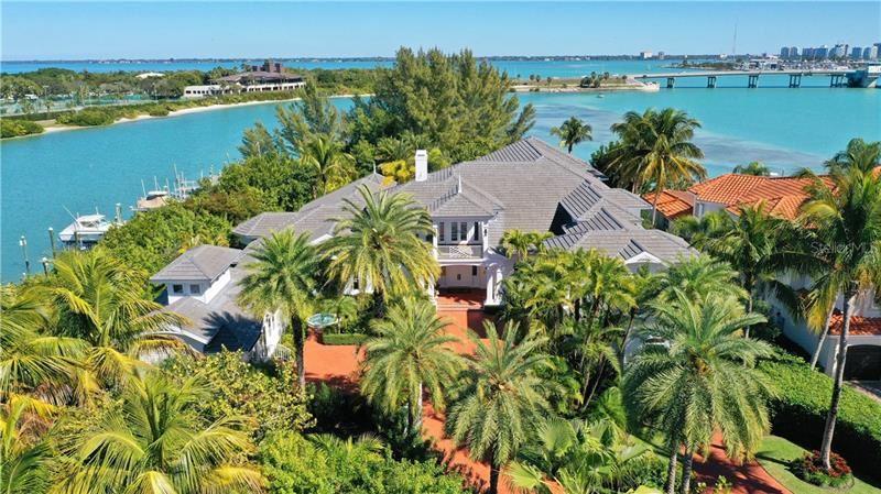 Longboat Key                                                                      , FL - $7,900,000