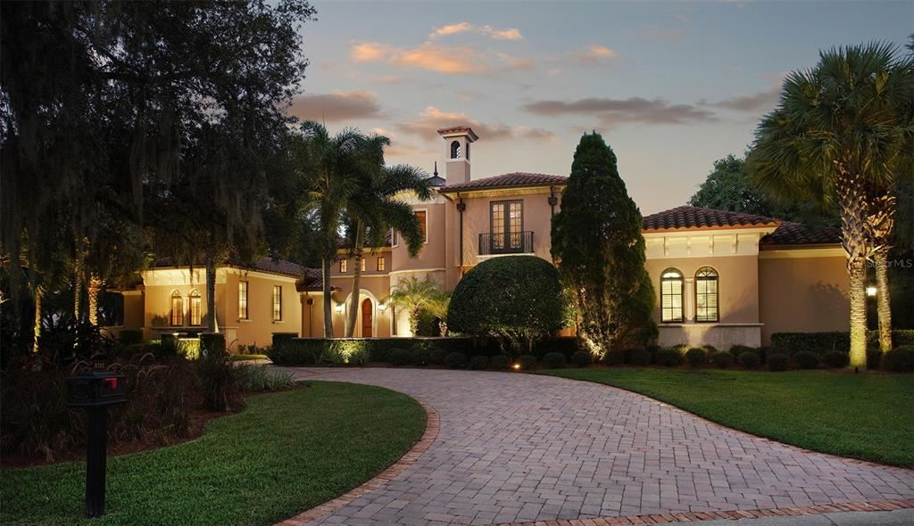 9202 CROMWELL PARK PLACE                                                                               Orlando                                                                      , FL - $3,500,000