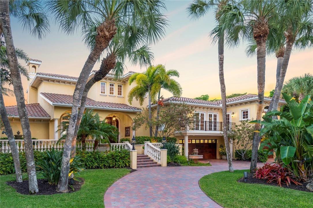 Longboat Key                                                                      , FL - $3,800,000
