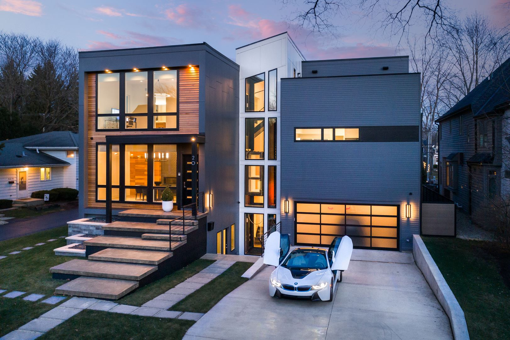 Naperville                                                                      , IL - $2,300,000