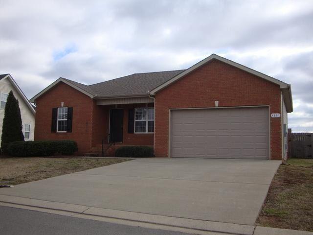 Murfreesboro                                                                      , TN - $1,595