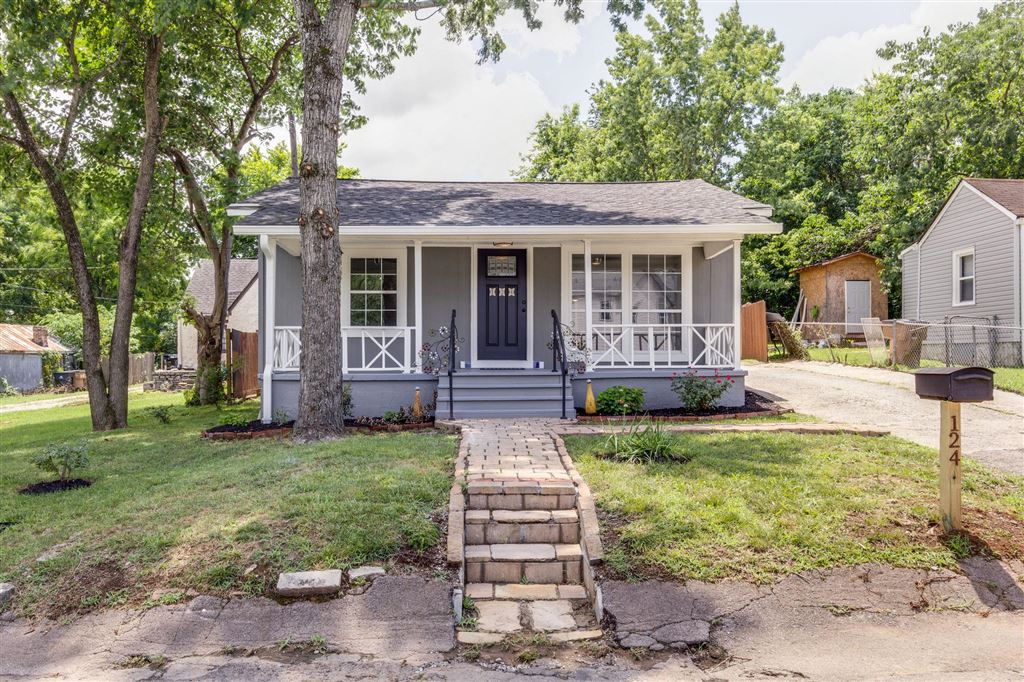 Property Image Of 124 Lucile St In Nashville, Tn
