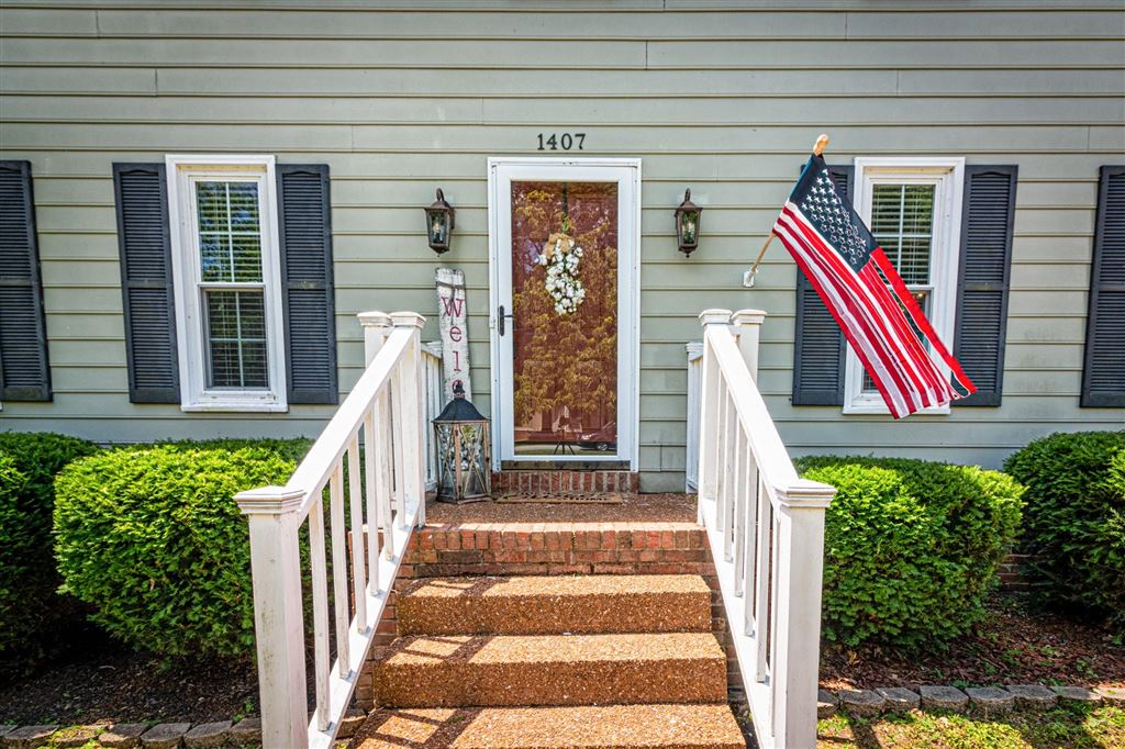 Property Image Of 1407 Wilson Ct In Columbia, Tn