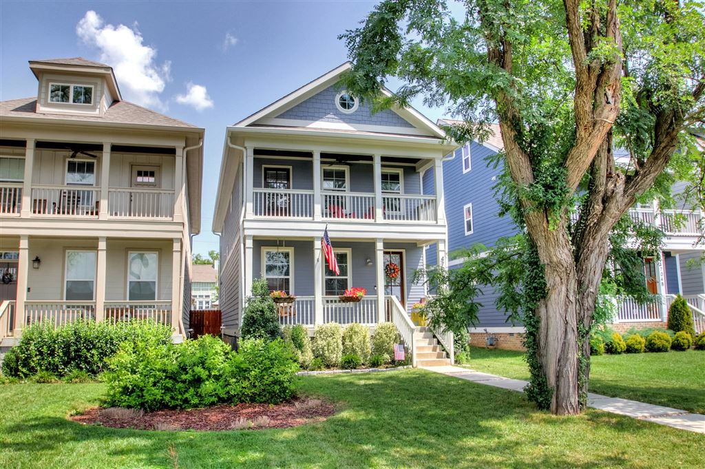 Property Image Of 4706A Indiana Ave In Nashville, Tn